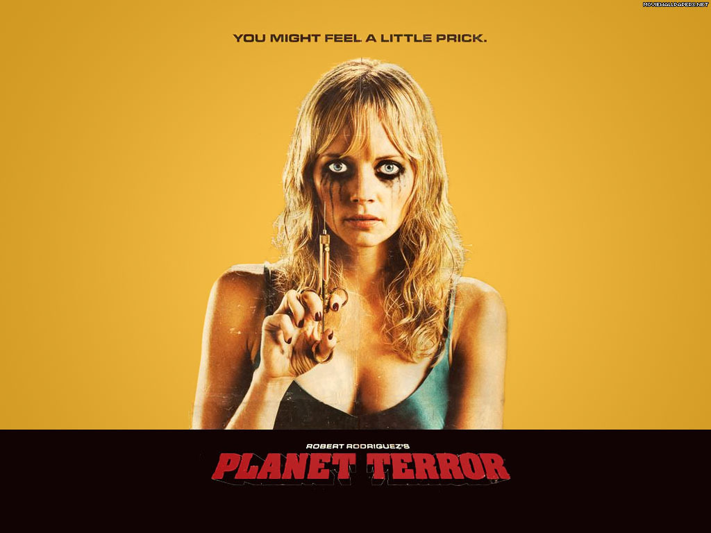 Grindhouse Planet Terror Movie