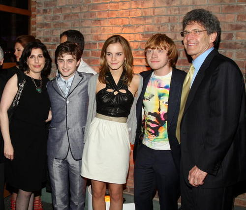 HBP New York premiere: Afterparty