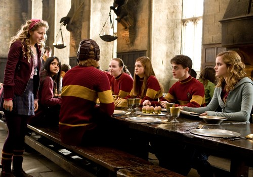 HP and half blood prince
