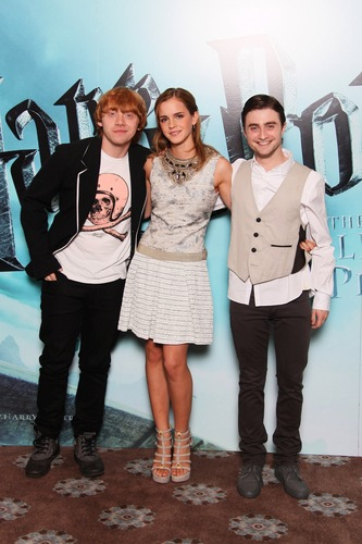 HP and the half blood prince premiere