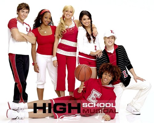 High School Musical wallpaper called HSM
