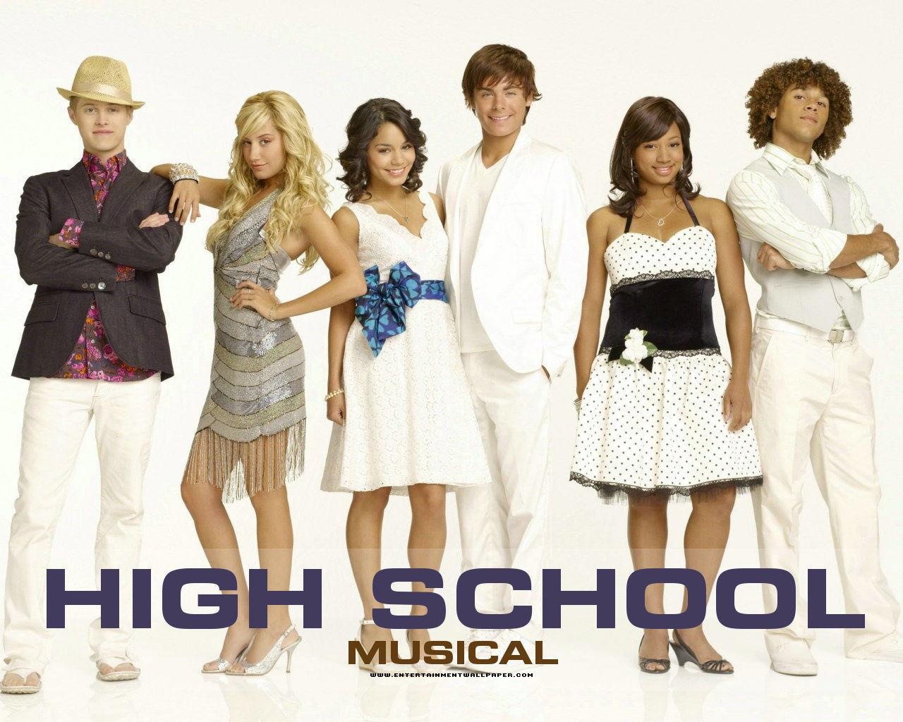 HSM - High School Musical Wallpaper (7091933) - Fanpop