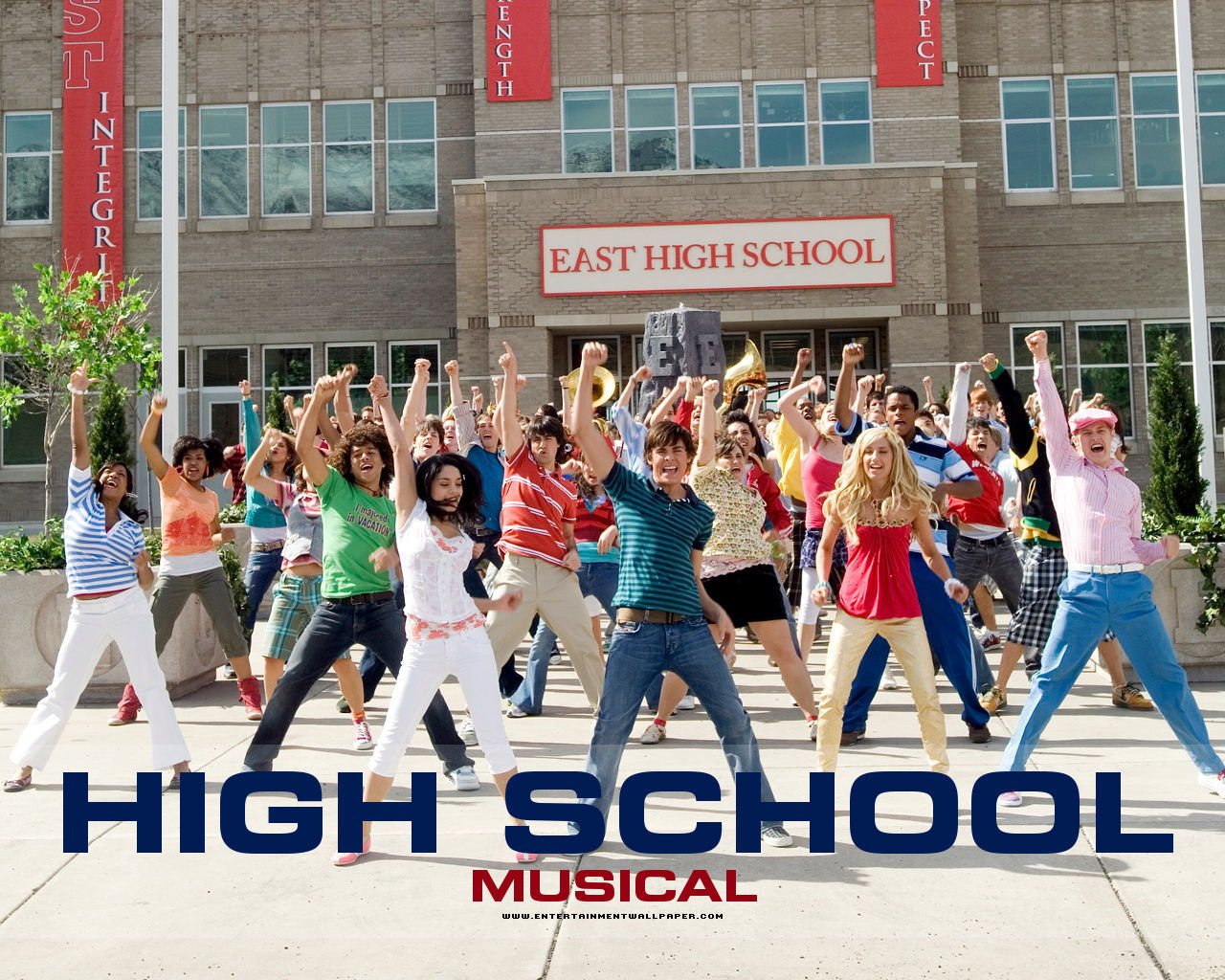 hih school musical: