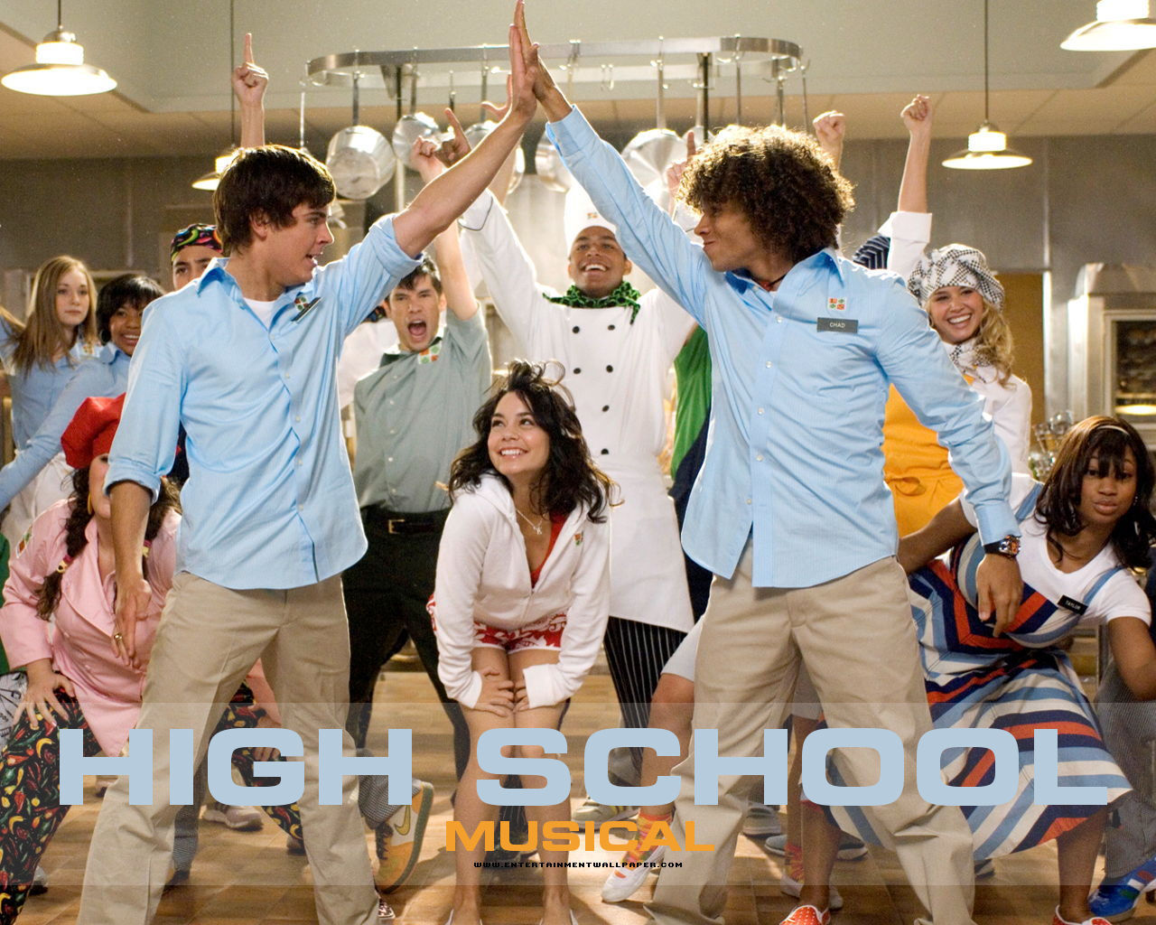 High School Musical images HSM HD wallpaper and background photos ...