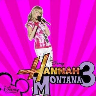 Hannah Montana 3 covers