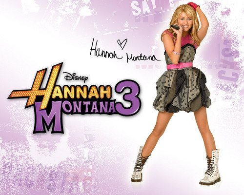 Hannah Montana images Hannah Montana 3 HD wallpaper and background photos