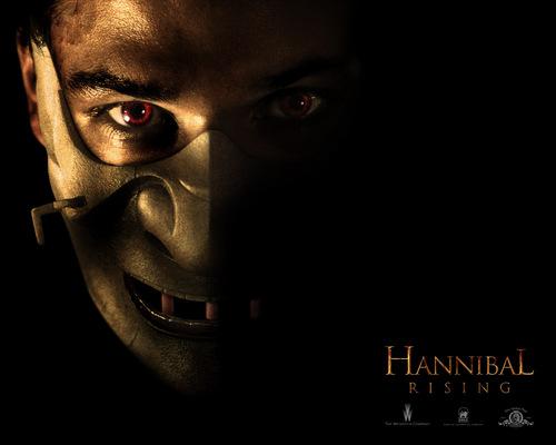 Horror Movies wallpaper entitled Hannibal Rising