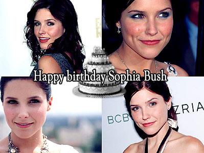 Happy Birthday Soph <333