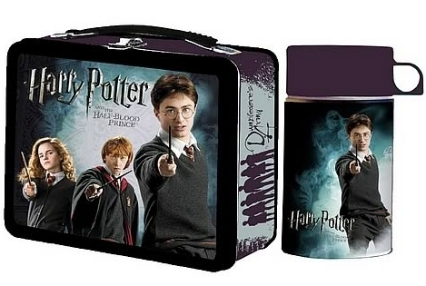 Lunch Boxes 壁纸 entitled Harry Potter Half-Blood Prince Lunch Box
