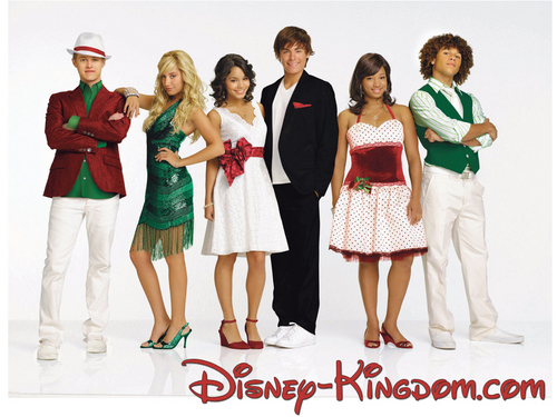 High School Musical 3 wallpaper called High School Musical 3
