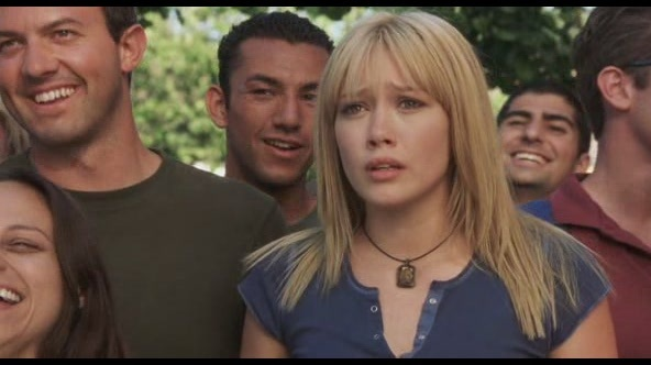 in a Cinderella Story