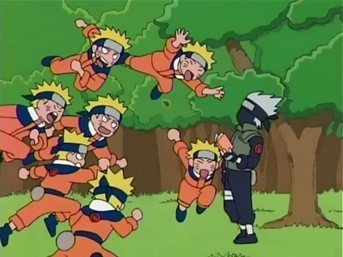 How to attack Kakashi-wide open!!