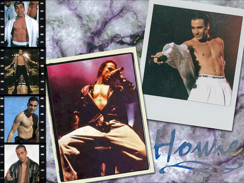Howie D wallpaper