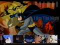 I am the night - batman-the-animated-series wallpaper