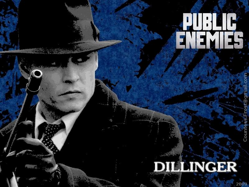 Dillinger - Public Ene...