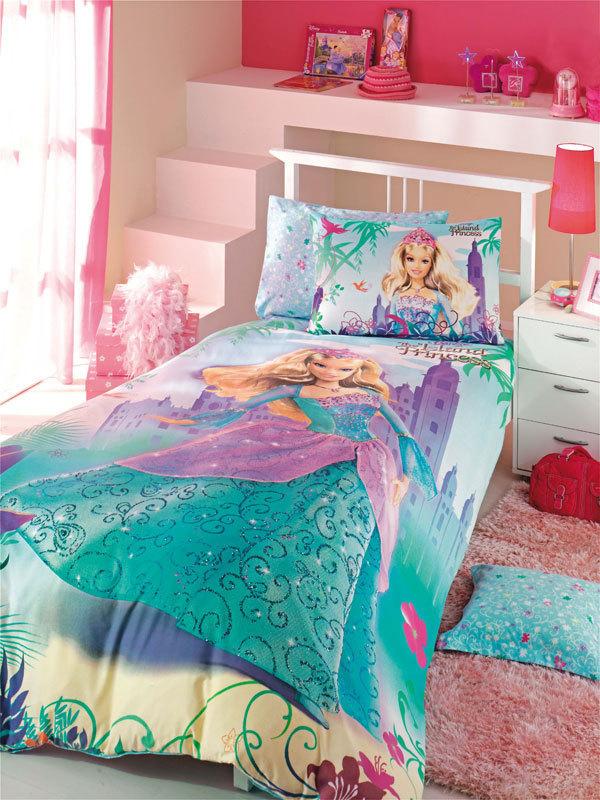 Island Princess 침대