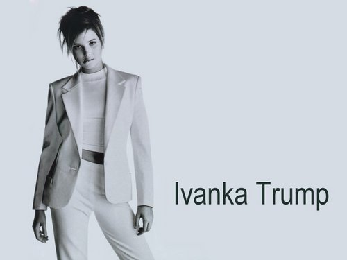 Ivanka Trump wallpaper containing a business suit and a suit titled Ivanka Trump