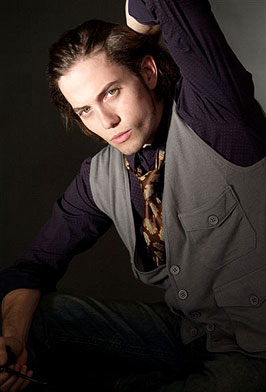 Jackson Rathbone photoshoot