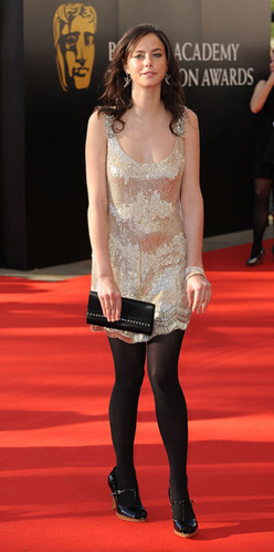 Kaya - British Academy Television Awards - kaya-scodelario Photo