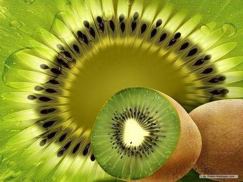 Kiwi frutta wallpaper