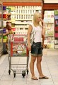 Kristen Grocery Shopping