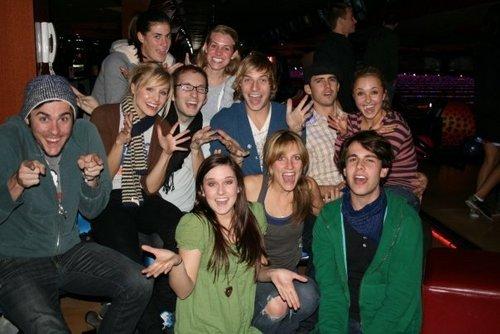 Kristen/Hayden/Milo/Ryan - Bowling