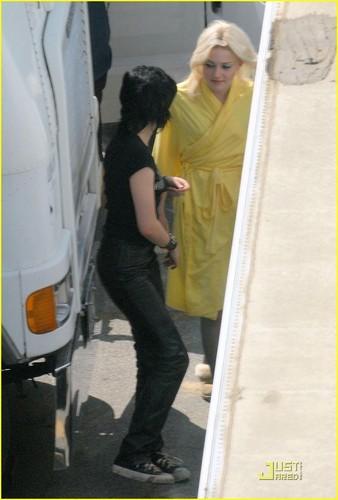 Kristen In The Runaways Set [WIth Dakota]