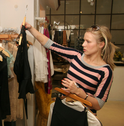 Kristen at Harmony Boutique