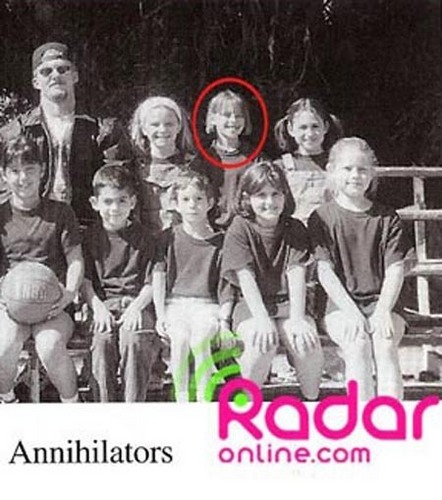 Kristen's Childhood.