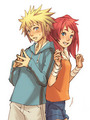Kushina&Minato