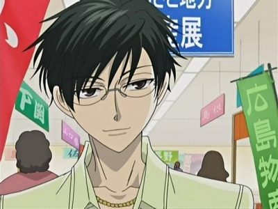 Ouran High School Host Club hình nền containing anime titled Kyoya!