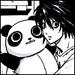 L and panda!