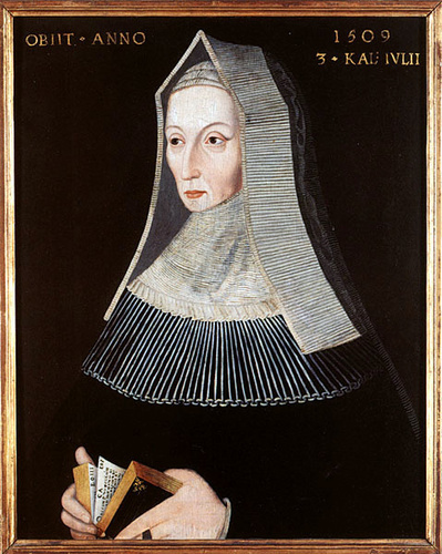 Lady Margaret Beaufort, grandmother of King Henry VIII - king-henry-viii Photo