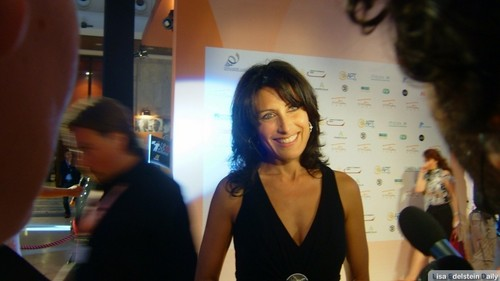 Lisa Edelstein @ Roma Fiction Festival