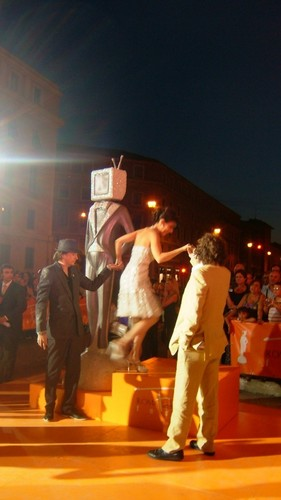 Lisa Edelstein Rome Fiction Fest: Final Award Ceremony
