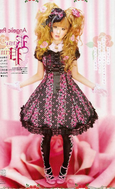 Lolita Fashion Dress