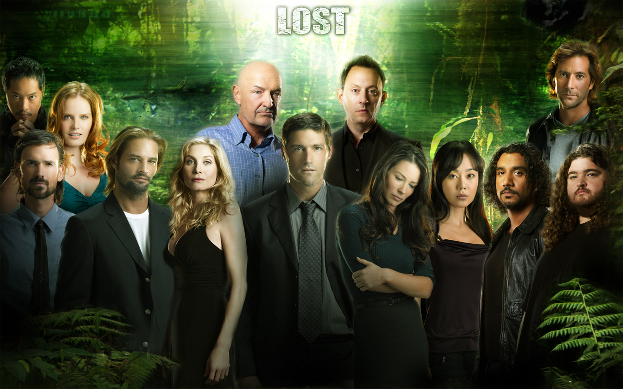 Lost VS Heroes Images Cast HD Wallpaper And Background Photos