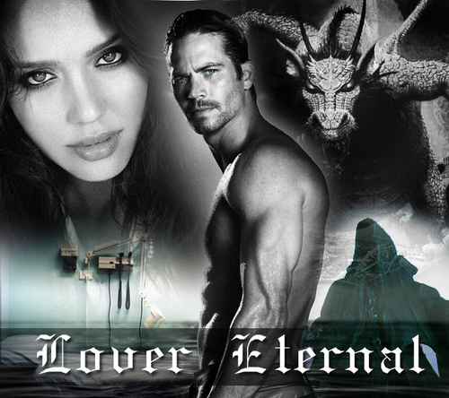 The Black Dagger Brotherhood wallpaper containing a triceratops entitled Lover Eternal: Rhage & Mary