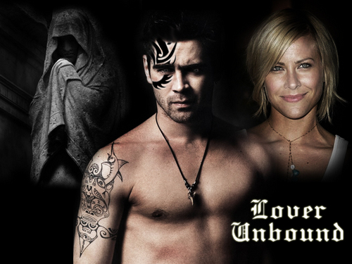 The Black Dagger Brotherhood wallpaper called Lover Unbound: Vishous & Jane