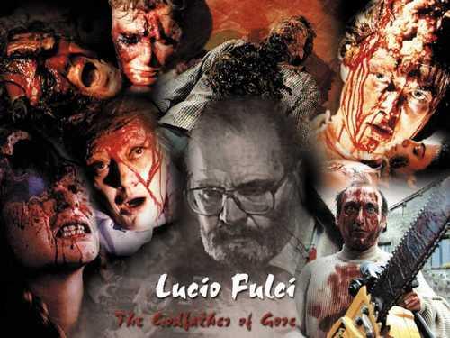 डरावनी फिल्में वॉलपेपर with ऐनीमे entitled Lucio Fulci