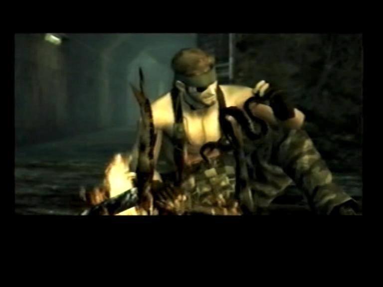 Naked Snake - Metal Gear Solid Fan Art (36742317) - Fanpop