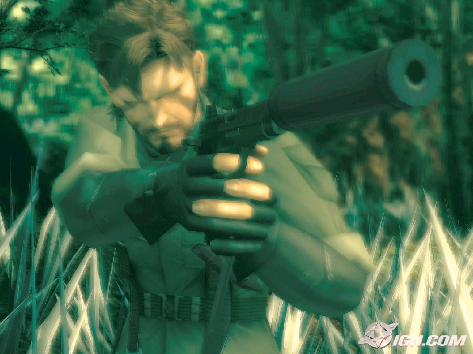 Darth Blog: Metal Gear Solid 3 Phone Wallpaper