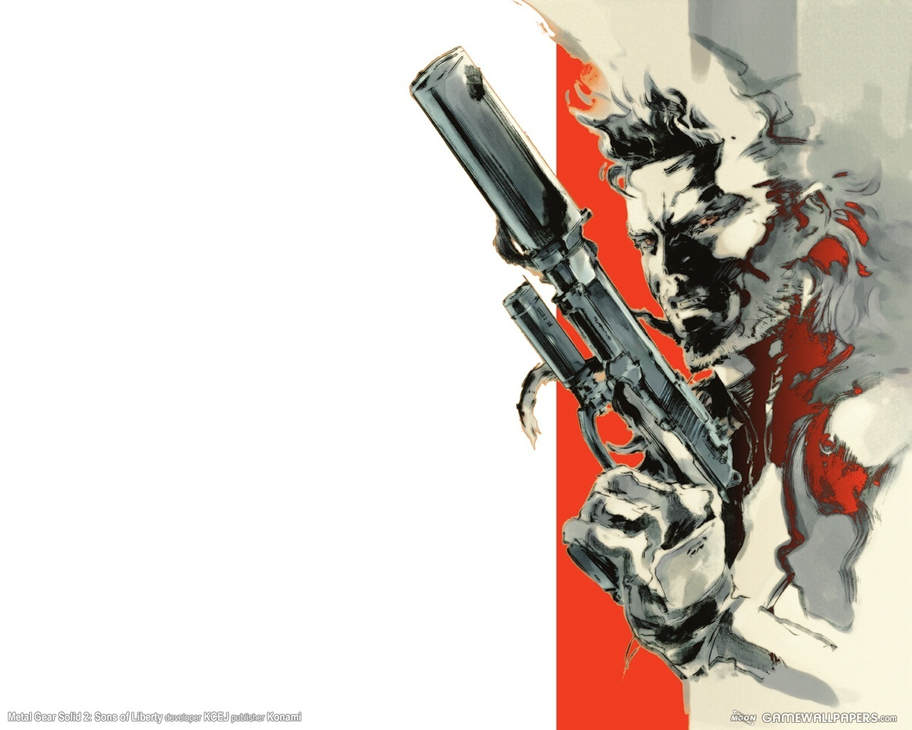 metal gear solid 2 images mgs2 hd wallpaper and background