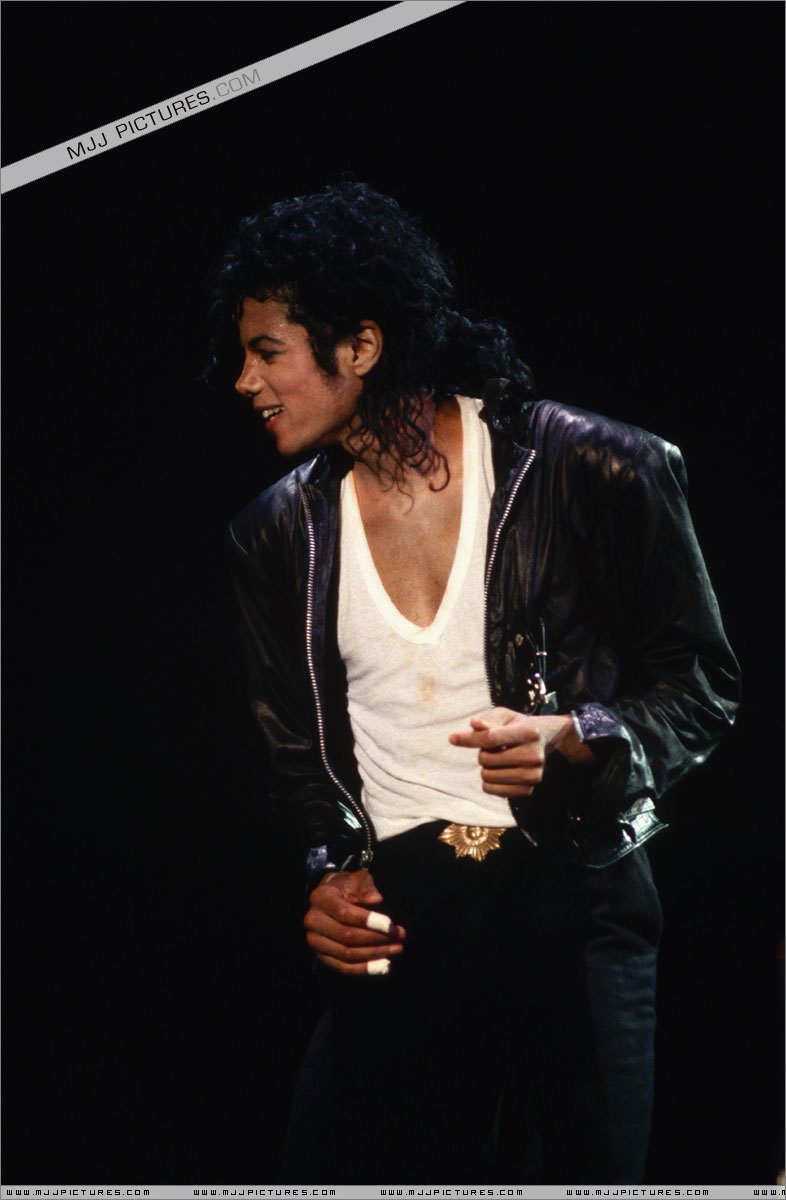 MJ (Bad World Tour)