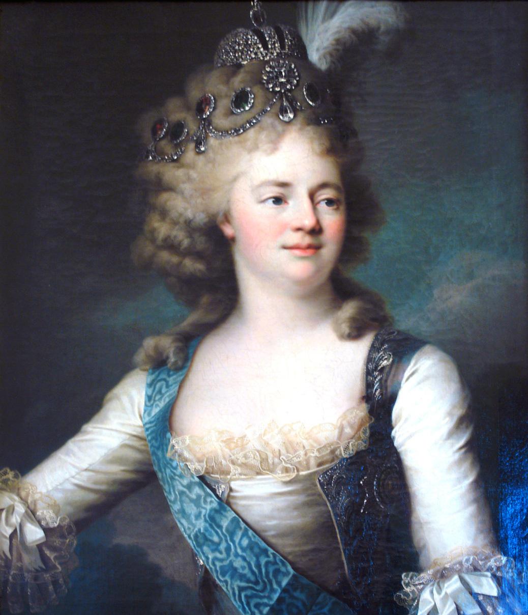 Maria Feodorovna, Empress of Paul I of Russia