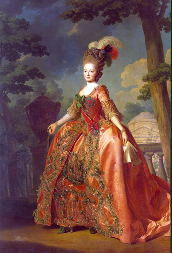 Maria Feodorovna, Empress of Paul I of Russia