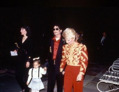 Michael Jackson (Bad Era)
