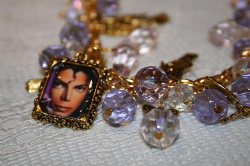 Michael Jackson Jewellery made to order