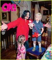 Michael's Kids - michael-jackson photo