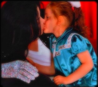 Michael with children ;)